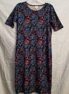 Women's lularoe Julia Dress Size Med NWOT
